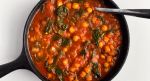 Curried Chickpea Skillet