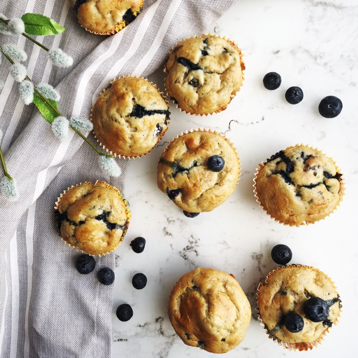 Lose it Lyss Weight Watchers Lemon Blueberry Muffins