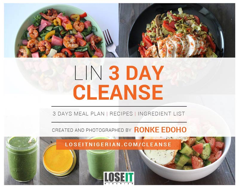 Lose It Nigerian Cleanse