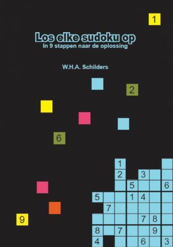 Boekcover van Los elke sudoku op