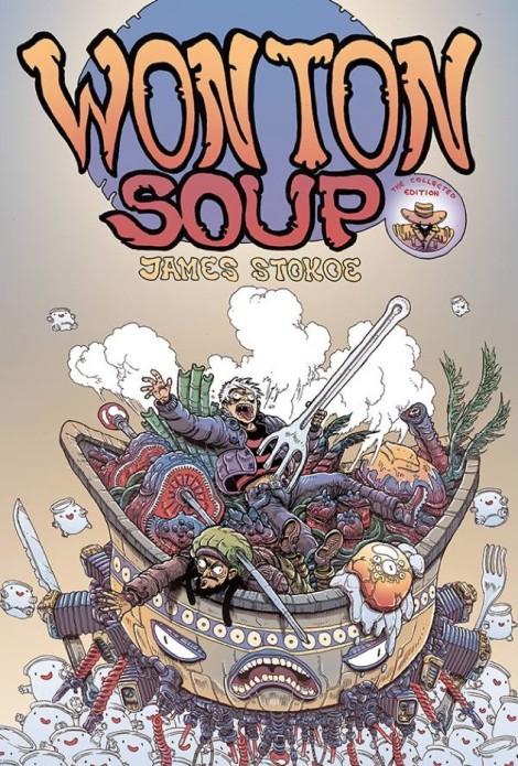 Wonton Soup James Stokoe