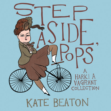 Hark A Vagrant Kate Beaton