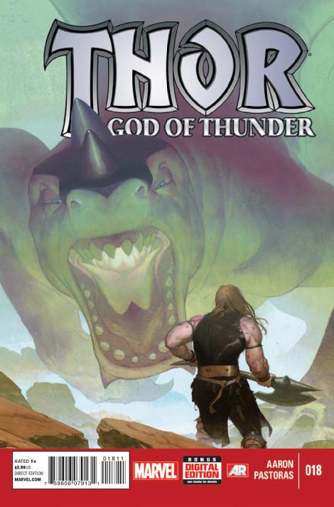 Thor God of Thunder Jason Aaron Das Pastoras