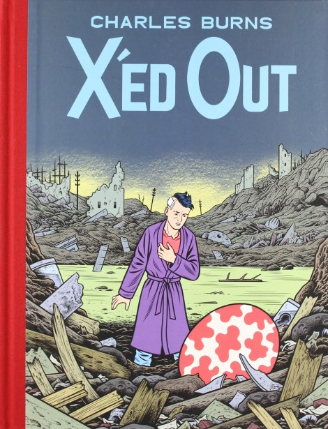 X'ed Out Charles Burns