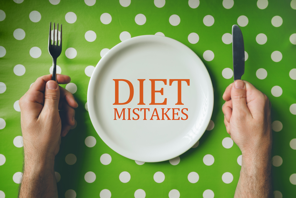 4 Diet Mistakes Most Women Make