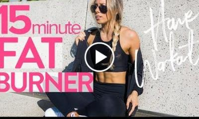 fat burner workout