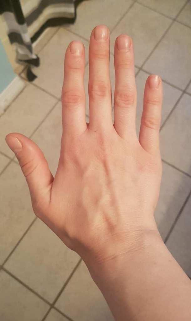 Progress #4 Hand