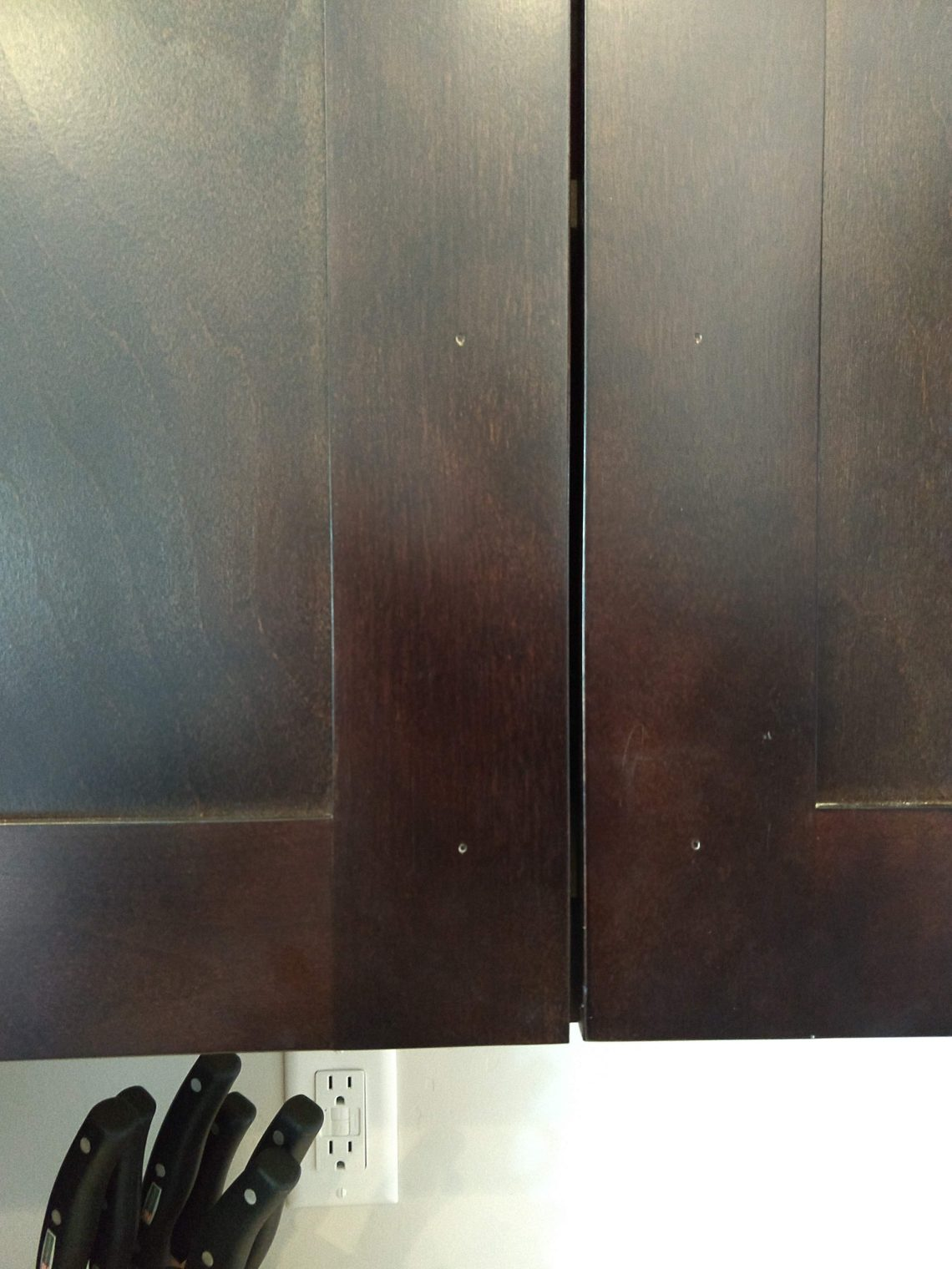 installing cabinet hardware on your own