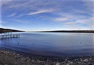 Seneca Lake from Glenora Point