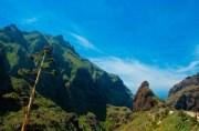 Masca, near Los Gigantes, Tenerife.