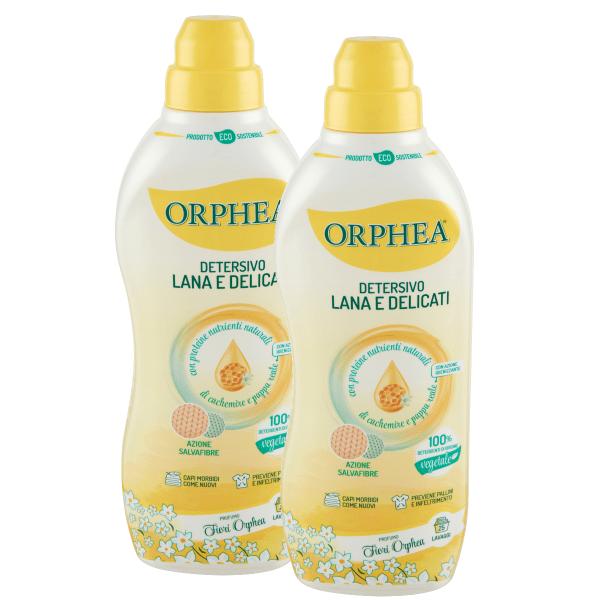 Orphea Detersivo Delicati Fiori Double Pack