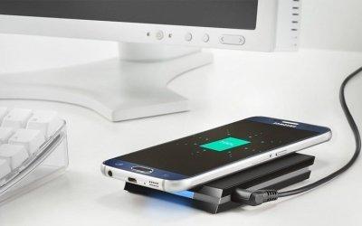 Caricare lo Smartphone Senza Filo con Qi Wireless Charger Pads