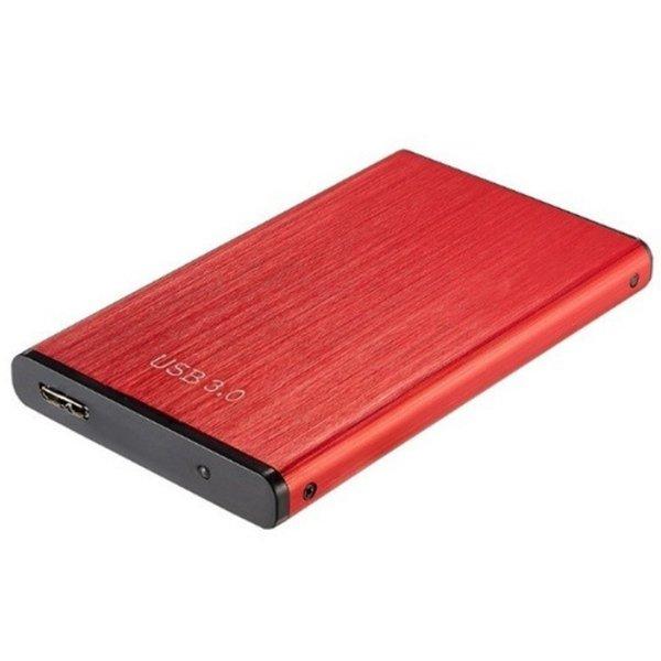 Camilla's Ideas HD4 Hard Disk Stato Solido USB 3.0 4TB Rosso