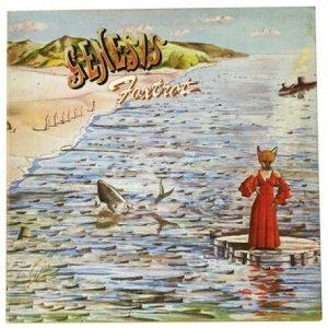 Genesis Foxtrot Vinile da Collezione