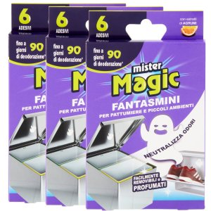 Mister Magic Fantasmini Zero Odori Multipack