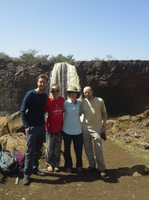 The group we were with. Neals and Jons from The Netherlands.