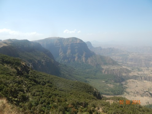 Simien Mountains at its finest!