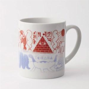 TOCANA UMA マグカップ