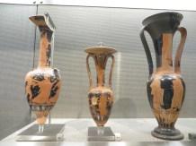 Vasijas decoradas hace más de dos mil años