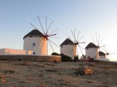 Los famosos molinos de viento
