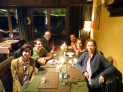 Outstanding dinner after the shooting practice! Thanks Pawel, Joanna, Maciej and Asia! It was an unforgettable day ;D