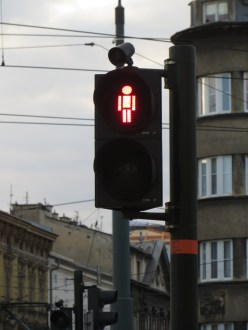Android traffic light :p