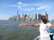 Mónica a lo Titanic, melena al viento! My Heart Will Go On...