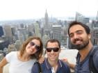 Los tres mosqueteros y el Downtown
