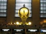 El famoso reloj de Grand Central Station