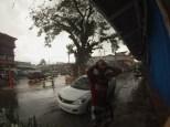 """Duchita gratis a la salud de la """"temporada de lluvias"""""""