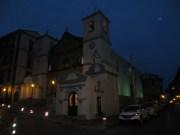 La iglesia de la Merced, aquí empieza nuestro particular night tour por el casco viejo