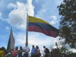 Pues... que ya estamos en Colombia, y lo que hemos visto hasta ahora... nos encanta!