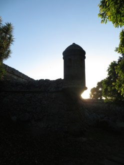 Y nos encontramos el Forte de San José de Ponta Grossa