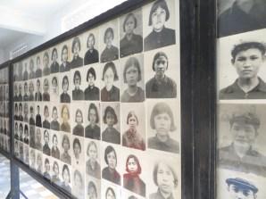 Fotos de mujeres prisioneras