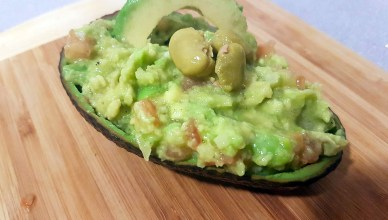 Guacamole de Habas