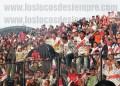 La Banda se alista para la presentación. Foto: LOSLOCOSDESIEMPRE.COM/ARCHIVO