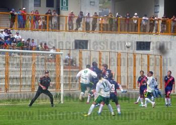 Interesante encuentro en Huaraz. Foto: LOSLOCOSDESIEMPRE.COM
