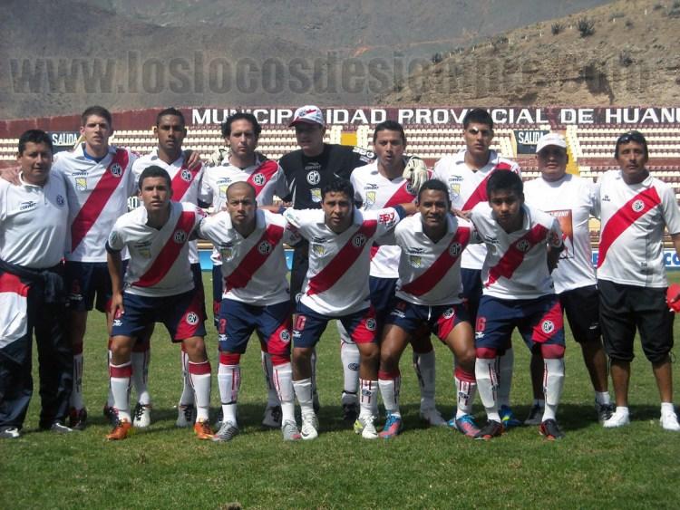 Deportivo Municipal en Huánuco. Foto: LOSLOCOSDESIEMPRE/ Junior Pinco