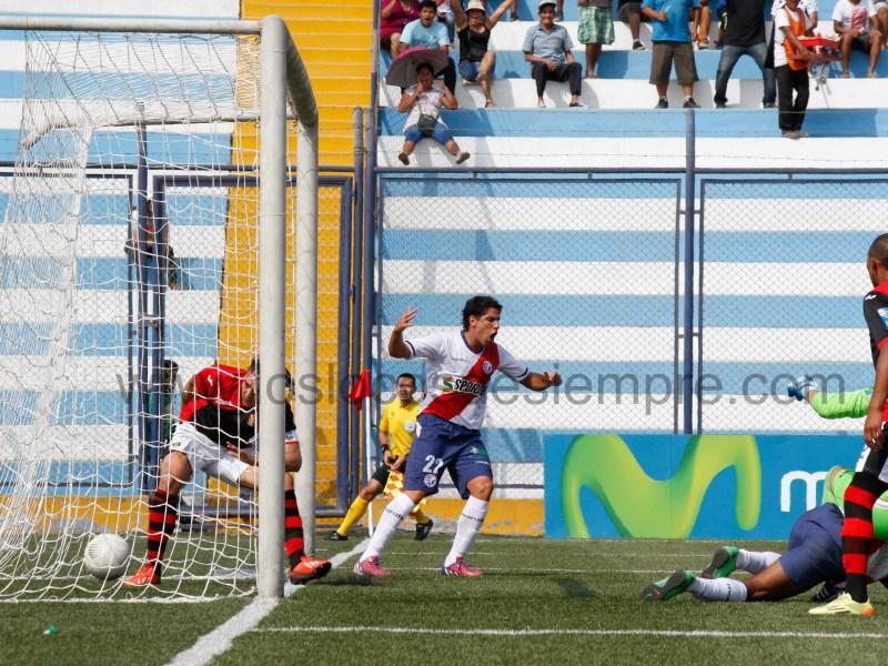 Municipal derrotó 2-0 a Melgar en Villa El Salvador