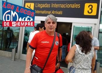 Marcelo Grioni, entrenador del Deportivo Municipal. Foto: LOSLOCOSDESIEMPRE/ Raúl Oscco