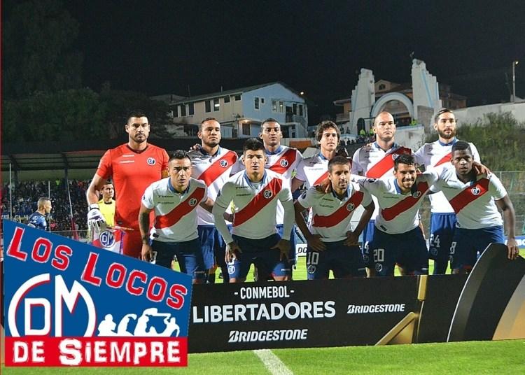 Deportivo Municipal. Foto: LOSLOCOSDESIEMPRE/Raúl Oscco