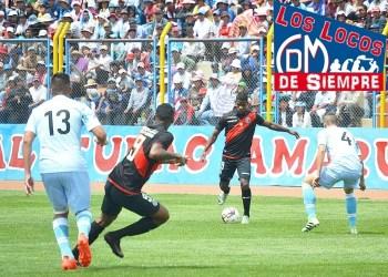Deportivo Municipal cayó 1-0 ante Real Garcilaso. Foto: LOSLOCOSDESIEMPRE.COM/Raúl Oscco