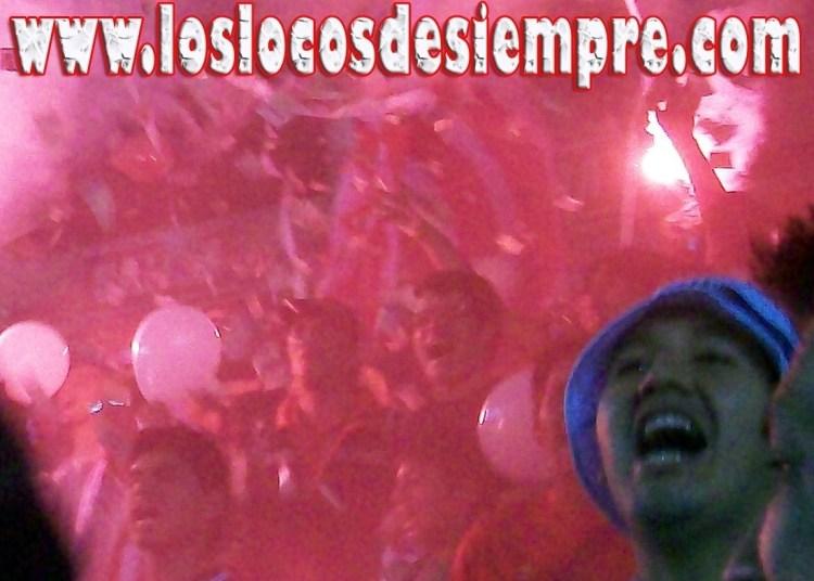 La banda del Basurero irá a Sur. Foto: ARCHIVO/ LOSLOCOSDESIEMPRE