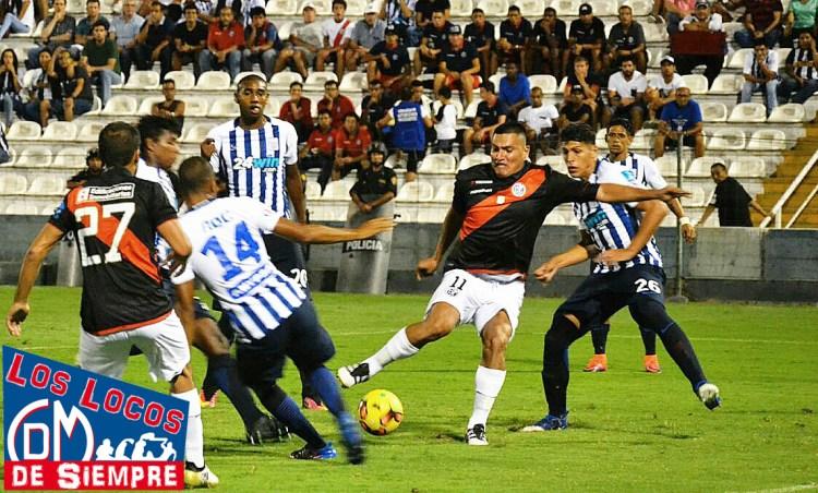 Diego Mayora es la esperanza de gol en la Academia. Foto: LOSLOCOSDESIEMPRE