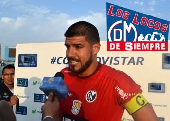 El capitán del Deportivo Municipal, Erick Delgado. Foto: LOSLOCOSDESIEMPRE/Archivo.