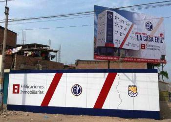 Inmueble. Terreno donde se construirá la Casa Edil. Foto: Deportivo Municipal