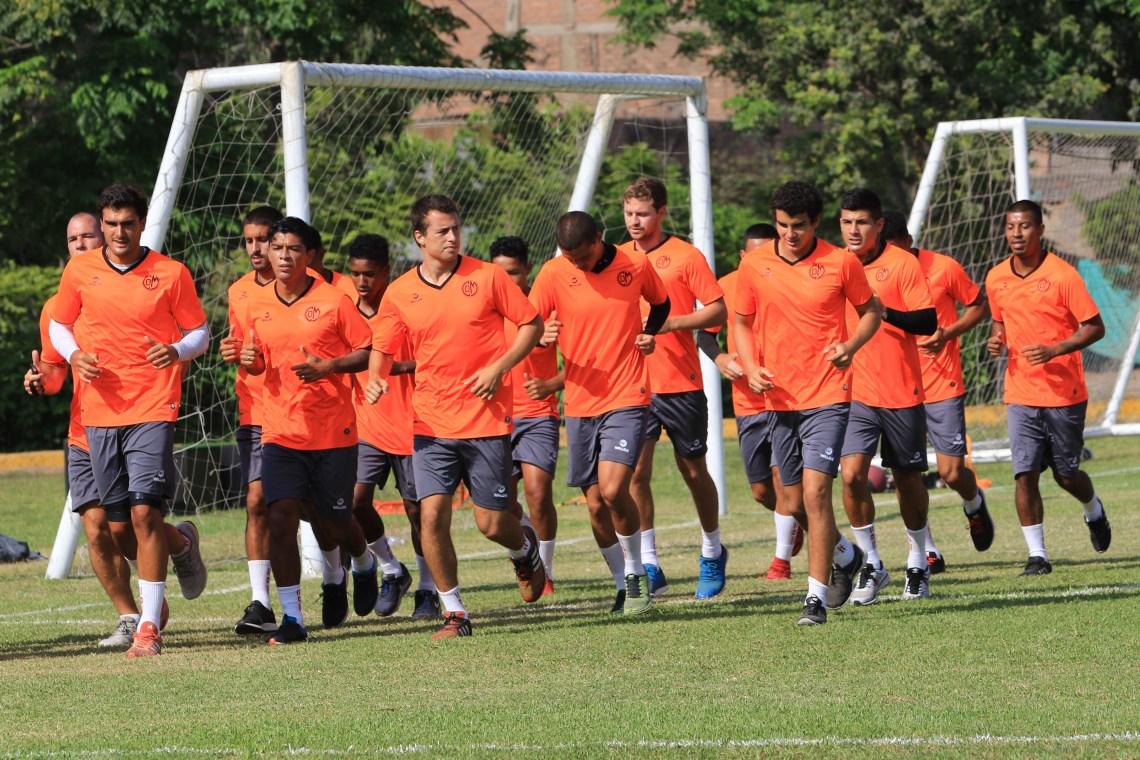 Muni se alista para enfrentar al Deportivo El Nacional. Foto: Prensa CDM