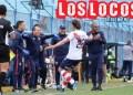 José Carlos Festeja. Foto: LOSLOCOSDESIEMPRE/ Enzo Mori