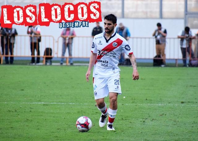 Mediocampista Pier Larrauri marcó el gol del triunfo ante Alianza Lima. Foto: LOSLOCOSDESIEMPRE/Enzo Mori
