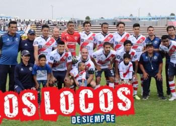 Deportivo Municipal. Foto: LOSLOCOSDESIEMPRE/Enzo Mori